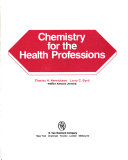 Chemistry for the Health Professions