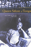 Queen S_lote of Tonga
