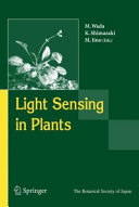 Light Sensing in Plants ebook