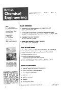British Chemical Engineering