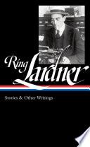 Ring Lardner Stories Other Writings Loa 244