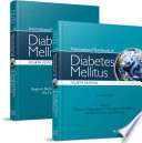 International Textbook of Diabetes Mellitus  2 Volume Set
