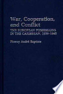 War  Cooperation  and Conflict