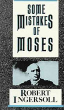 Some Mistakes of Moses