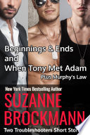 Beginnings And Ends When Tony Met Adam With Murphy S Law Annotated Reissues Originally Published In 2012 2011 2001