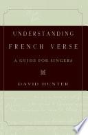 Understanding French Verse