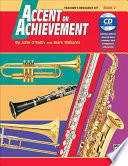 Accent on Achievement, Bk 2: Teacher's Resource Kit