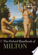 The Oxford Handbook Of Milton
