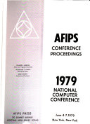 AFIPS Conference Proceedings