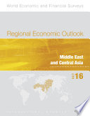 Regional Economic Outlook October 2016 Middle East And Central Asia