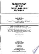 Proceedings of the Ocean Drilling Program Book PDF
