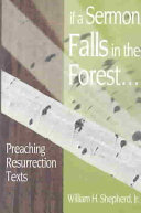 If a Sermon Falls in the Forest--
