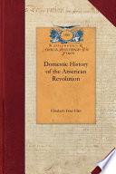 Domestic History Of The American Revolution