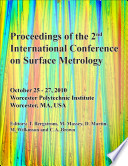 Proceedings of the 2nd International Conference on Surface Metrology