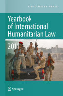 Yearbook of International Humanitarian Law 2011