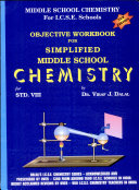 Objective Workbook for Simplified Middle School Chemistry