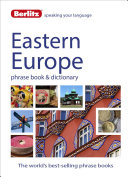 Eastern Europe   Berlitz Language Phrase Book and Dictionary