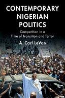 Contemporary Nigerian Politics ebook