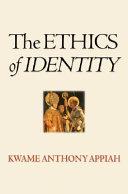 The Ethics of Identity