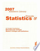 Academic Library Trends and Statistics for Carnegie Classification