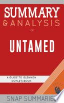 Summary & Analysis of Untamed