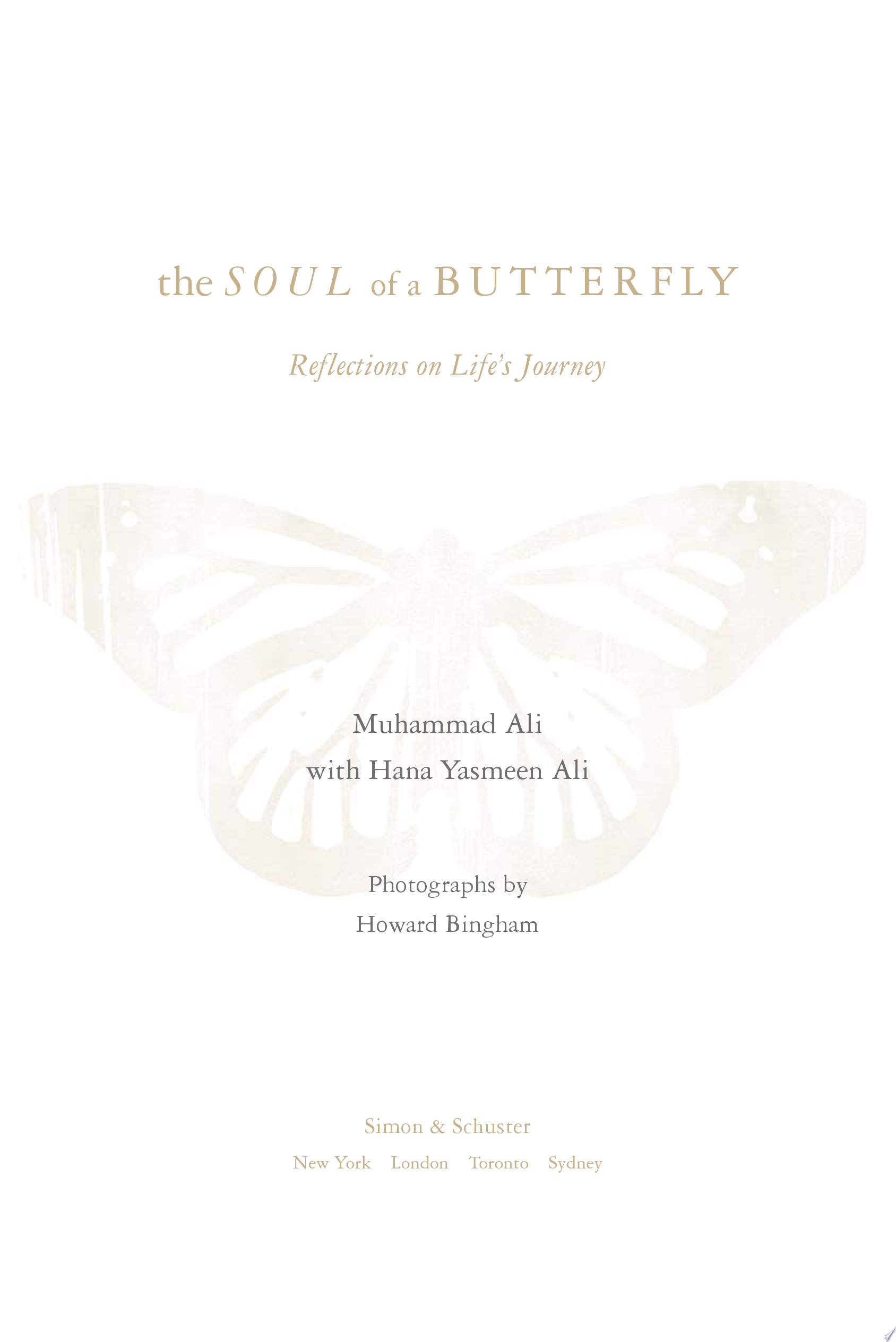 The Soul of a Butterfly