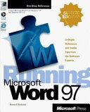 Running Microsoft Word 97