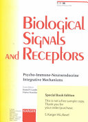 Immunological Alterations in Psychiatric Diseases