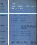 The Australian Journal of Science