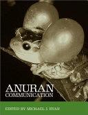 ANURAN COMMUNICATION