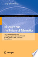 Research and the Future of Telematics