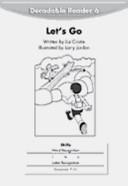 Reading 2007 Decodable Reader 6 Pack Grade K 06  Let s Go