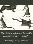 The Edinburgh encyclopaedia, conducted by D. Brewster ebook
