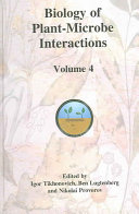 Biology Of Plant Microbe Interactions Volume 4 Book PDF