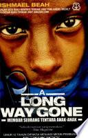 A Long Way Gone Book PDF