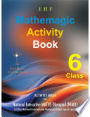 Olympiad Ehf Math Activity Book Class 6