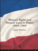 Pdf Women's Rights and Women's Lives in France 1944-1968 Telecharger