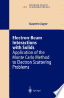 Electron Beam Interactions with Solids