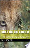 Meet the Cats  Book