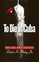 To Die in Cuba ebook