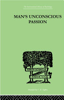 Man's Unconscious Passion Pdf/ePub eBook