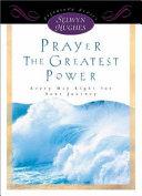 Prayer   The Greatest Power