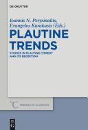 Plautine Trends Pdf/ePub eBook