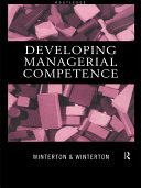 Developing Managerial Competence [Pdf/ePub] eBook