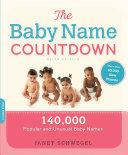 Pdf The Baby Name Countdown