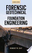 Forensic Geotechnical And Foundation Engineering Second Edition