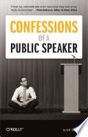 Confessions of a Public Speaker Book PDF