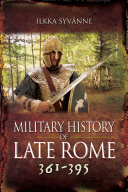 Military History of Late Rome 361   395
