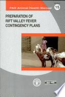 Preparation of Rift Valley Fever Contingency Plans