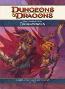 Player s Handbook Races   Dragonborn